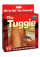 The Tuggie Leopard Cock Sock